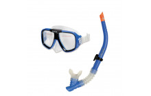 Set careta y snorkel adultos