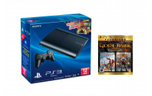 Kit PlayStation 3 y Little Big Planet Karting + God of War Trilogía